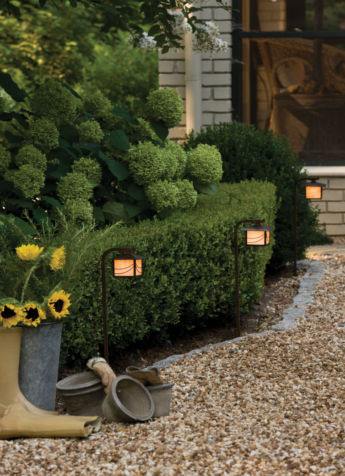 The magic of outdoor lighting newton electrical supply hinkley exteriorsm mozeypictures Choice Image
